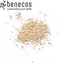 Poudre Libre Minérale Sable Clair Bio BENECOS