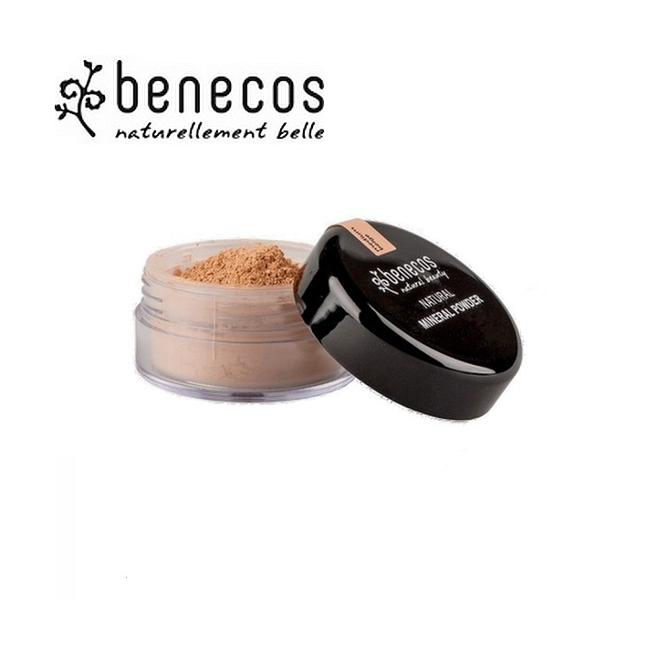 Poudre Libre Minérale Beige Moyen Bio 10g BENECOS