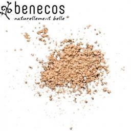 Poudre Libre Minérale Beige Moyen Bio BENECOS