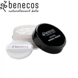 Poudre Libre Minérale Translucide Bio 10g BENECOS