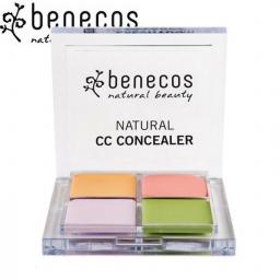 Correcteur De Teint 4 Couleurs Bio BENECOS