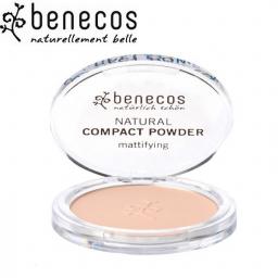 Poudre Compacte Sable Bio 9g BENECOS