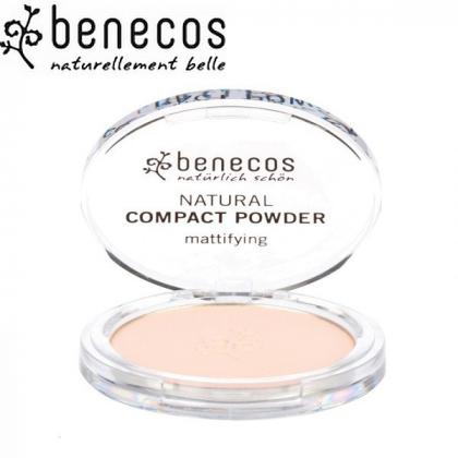 Poudre Compacte Clair Bio 9g BENECOS