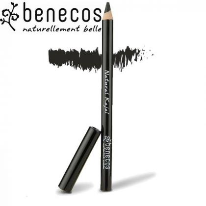 Crayon Contour Des Yeux Noir Bio 8g BENECOS