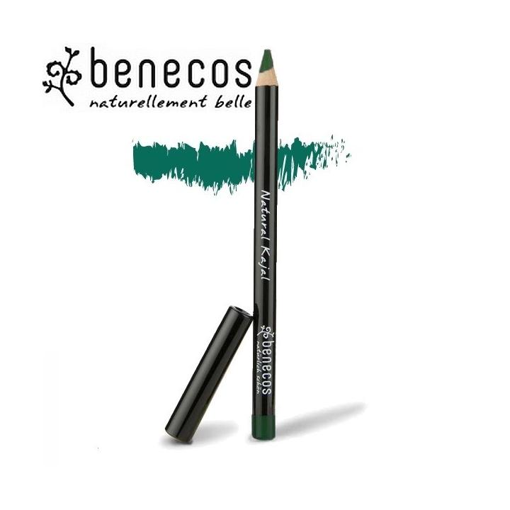 Crayon Contour Des Yeux Vert Bio BENECOS