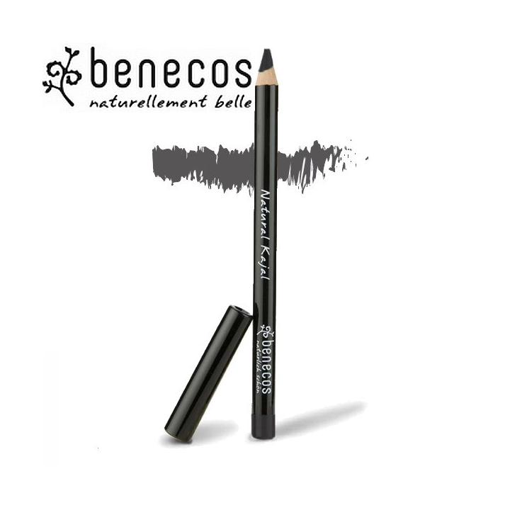 Crayon Contour Des Yeux Gris Bio BENECOS