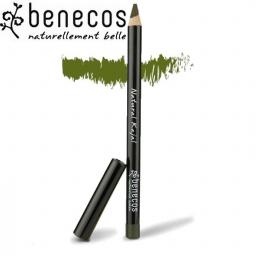 Crayon Contour Des Yeux Vert Olive Bio BENECOS