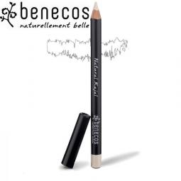 Crayon Contour Des Yeux Blanc Bio BENECOS