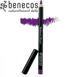 Crayon Contour Des Yeux Violet Bio BENECOS