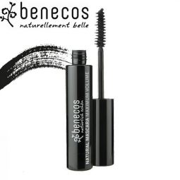 Mascara Maxi Volume Noir 8ml Bio BENECOS
