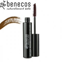 Mascara Maxi Volume Marron 8ml Bio BENECOS
