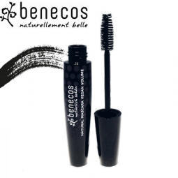 Mascara Maxi Volume Vegan Noir 10ml Bio BENECOS