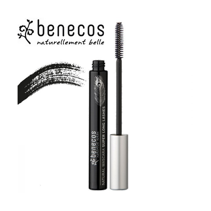 Mascara Longueur Extrême Noir 8ml Bio BENECOS