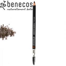 Crayon à Sourcils Marron 1,13g Bio BENECOS