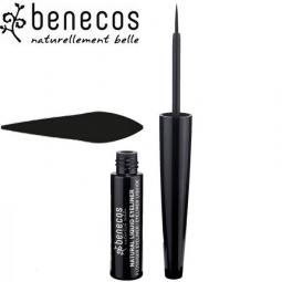 Eyeliner Liquide Noir 3ml Bio BENECOS