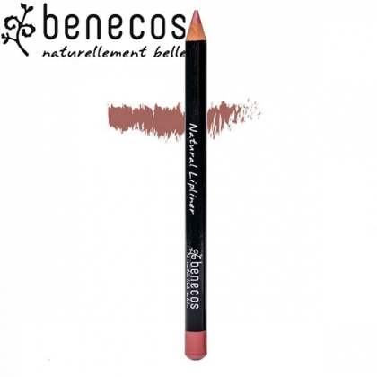 Crayon Contour Des Lèvres Brun Bio BENECOS