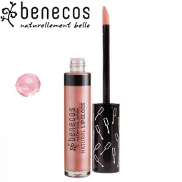 Gloss Rose 5ml Bio BENECOS
