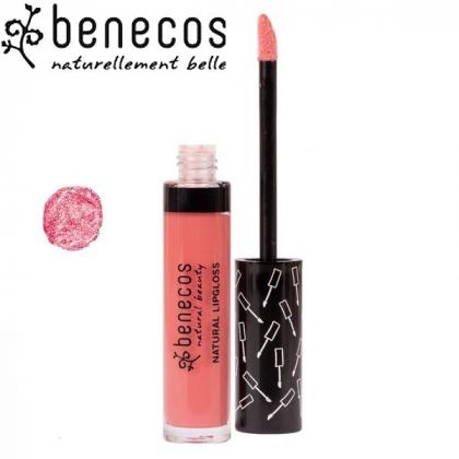 Gloss Corail 5ml Bio BENECOS