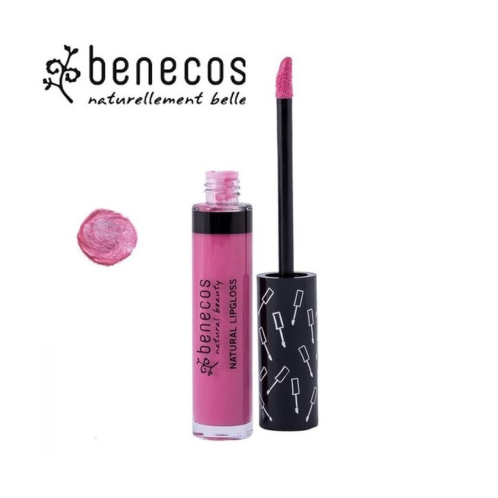 Gloss Bouton De Rose 5ml Bio BENECOS