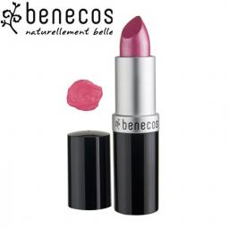 Rouge à Lèvres Rose Bio BENECOS