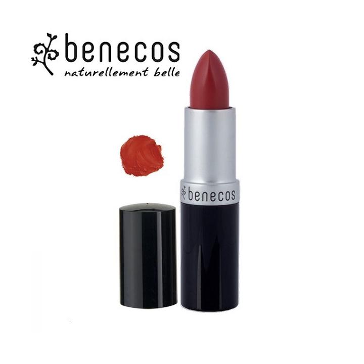 Rouge à Lèvres Corail Bio BENECOS