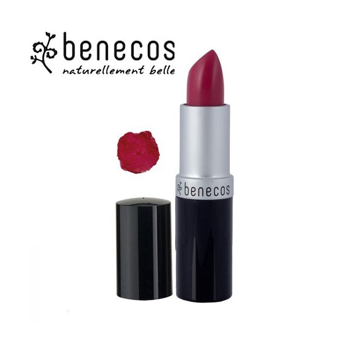 Rouge à Lèvres Vieux Rose Bio BENECOS