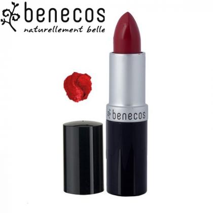 Rouge à Lèvres Rouge Cerise Bio BENECOS