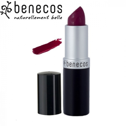 Rouge à Lèvres Pourpre Bio BENECOS