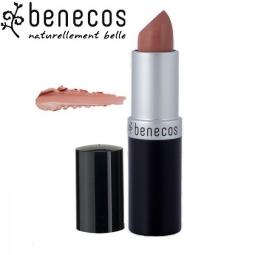 Rouge à Lèvres Brun Beige Bio BENECOS