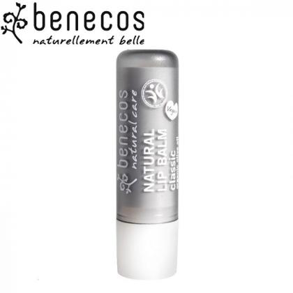 Baume à Lèvres Classique Bio 4,8g BENECOS