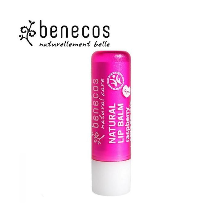 Baume à Lèvres Framboise Bio 4,8g BENECOS
