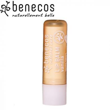 Baume à Lèvres Vanille Bio 4,8g BENECOS