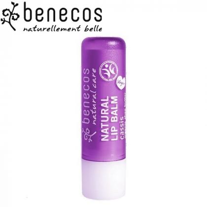Baume à Lèvres Cassis Bio 4,8g BENECOS