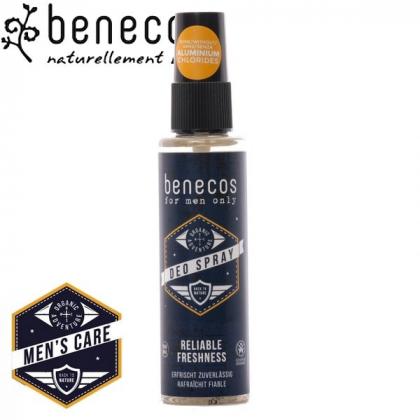 Déodorant Spray Homme Bio 75ml BENECOS