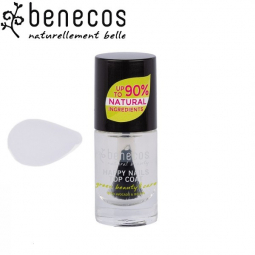 Vernis à Ongles Transparent Vegan 5ml BENECOS