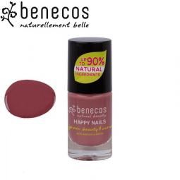 Vernis à Ongles Vieux Rose Vegan 5ml BENECOS