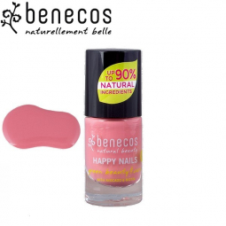 Vernis à Ongles Chewing-gum Vegan 5ml BENECOS