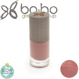 Vernis à Ongles Naturel Rose Poudré BOHO