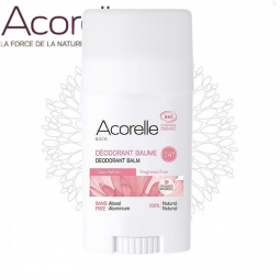 Déodorant Baume Naturel Sans Parfum BIO 40g ACORELLE