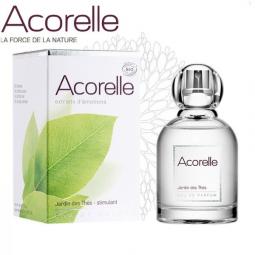 Eau de Parfum Jardin Des Thés Bio 50 ml ACORELLE