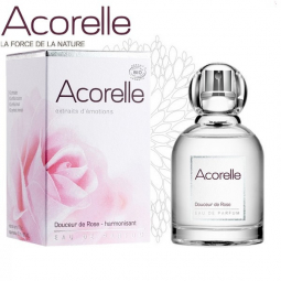 Eau de Parfum Douceur de Rose Bio 50 ml ACORELLE