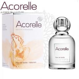 Eau de Parfum Fleur de Vanille Bio 50 ml ACORELLE