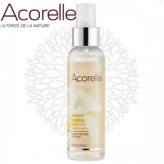 Brume Parfumée Exquise Vanille Bio 100 ml ACORELLE