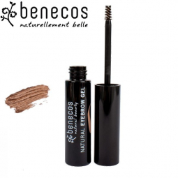 Gel à Sourcils Fixant Ash Brown Bio BENECOS