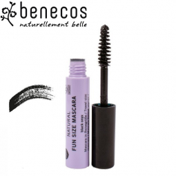 Mini Mascara Black Onyx Bio BENECOS