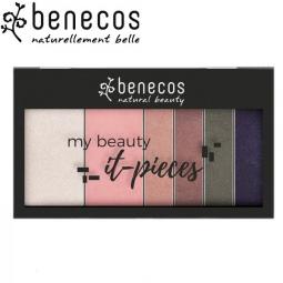 Palette à maquillage pré-remplie Pretty cold BENECOS