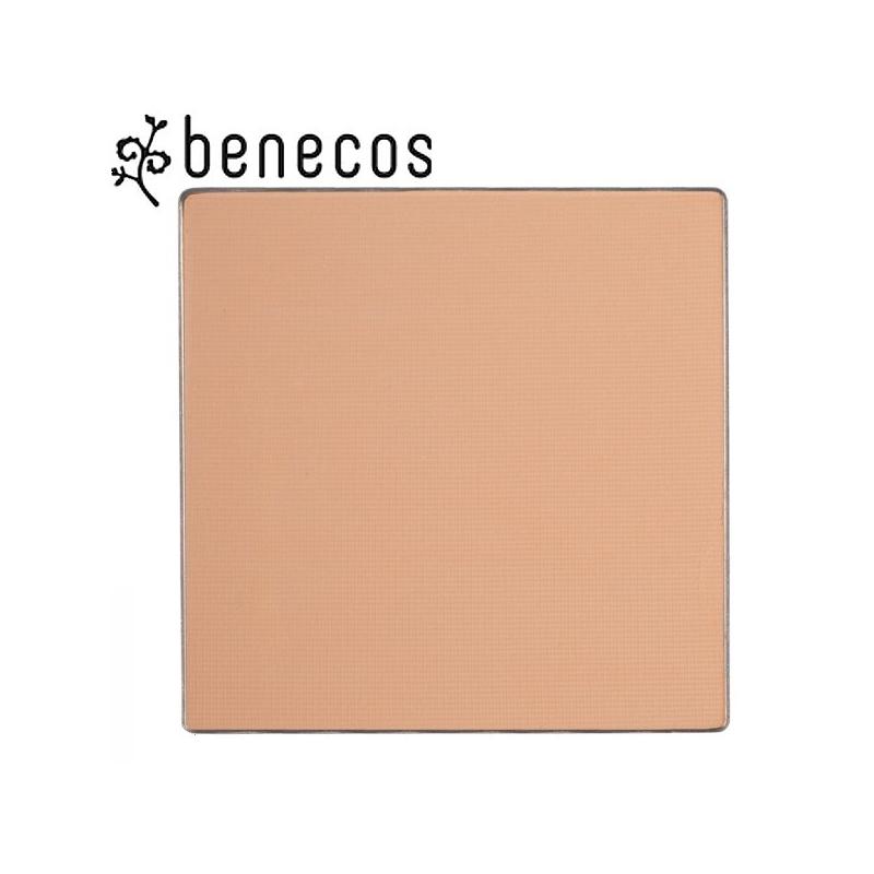 Recharge Poudre Compacte Warm Sand BENECOS