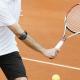 Clip Coude Magnétique AURIS sur joueur de tennis