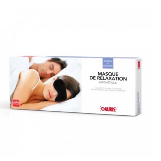 Masque de relaxation magnétique