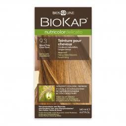 Coloration 9.3 Blond très clair doré Delicato - 140ml